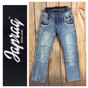 ⭐️Men's JAPRAG JP104L Straight Leg jean size 30